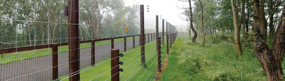 British Wire Fencing Systems You Can TRUST
