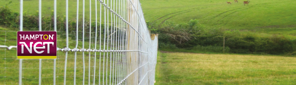 Biggest Advance in Steel Fencing in 60 Years