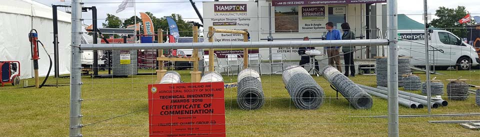 WINNERS at The Royal Highland Show